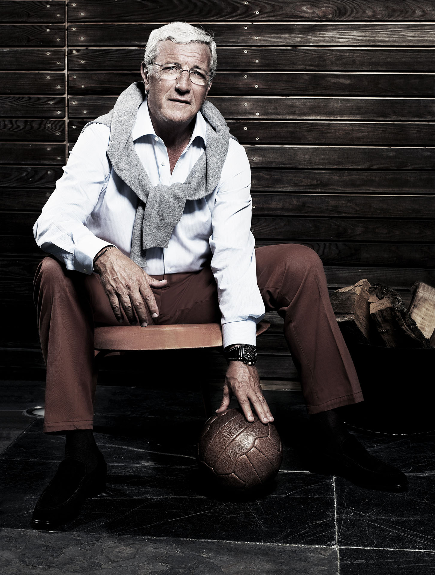 Facis – Marcello Lippi Coach Italy Football Team